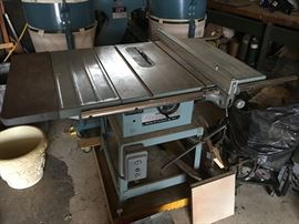 Delta 10in Table Saw A