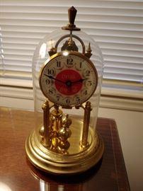 1950's Princess Coca Cola Anniversary Clock(Euramca)