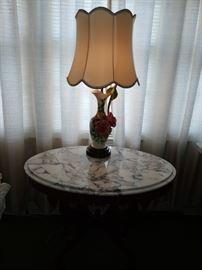 Decorative Ewer Lamp