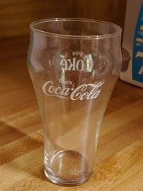 Vintage Coke Glasses