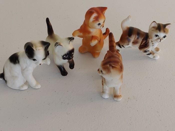 Small Animal Figurines