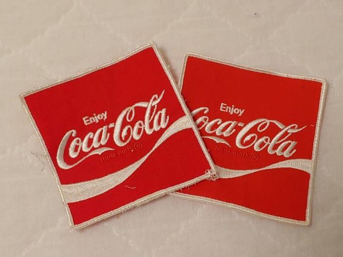 Coca Cola Patches