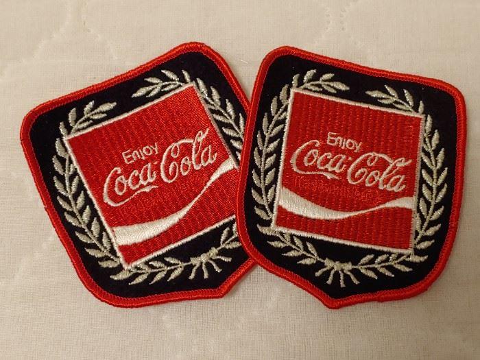 Enjoy Coca Cola Patches