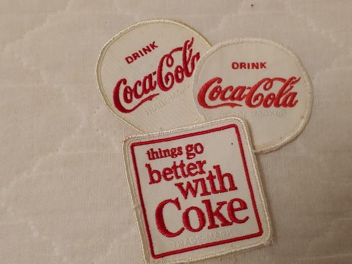Coke Patches