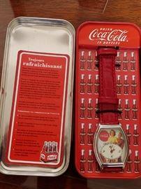 Coca Cola Wristwatch