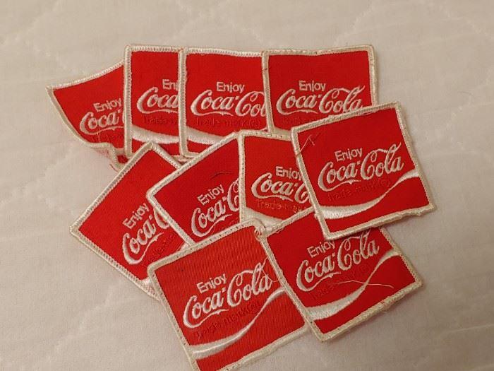 Small Coca Cola Patches