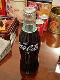 Coca Cola Bottle Flashlight