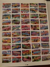 Collectible Stamp Blocks/Sheets