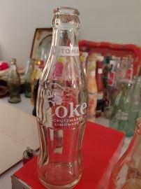 German Coke Bottle