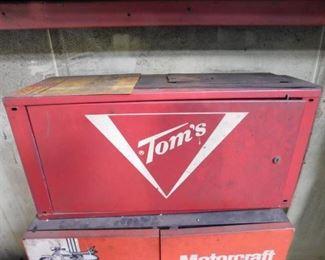 Old Tom's Snack Cabinet