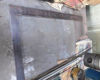 Old Eagle Brand Carpenter Framing Square