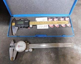 Calipers/Micrometers(Mitutoyo)