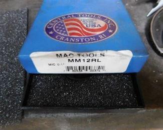 MAC Tools Micrometer
