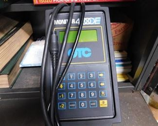 OTC Diagnostic Monitor(Model 4000E)