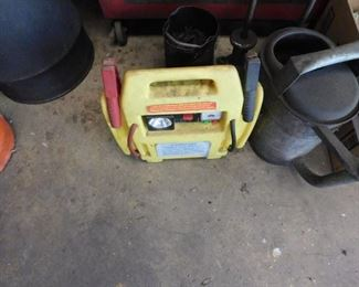 Battery Jump Box