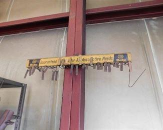 Old NAPA Store Display