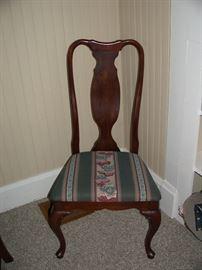 single side chair