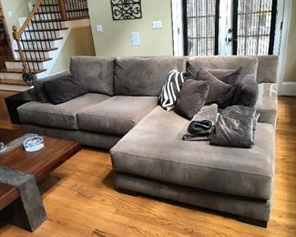 Bed Down sectional sofa.