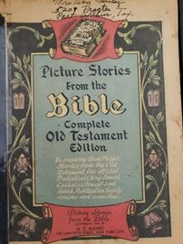 Picture Stories BIBLE