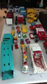 60's Tonka toys