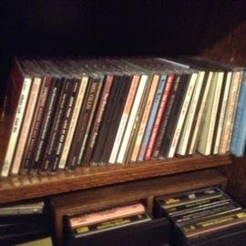 CDs / DVDs / 8 Tracks