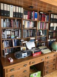books lots of books