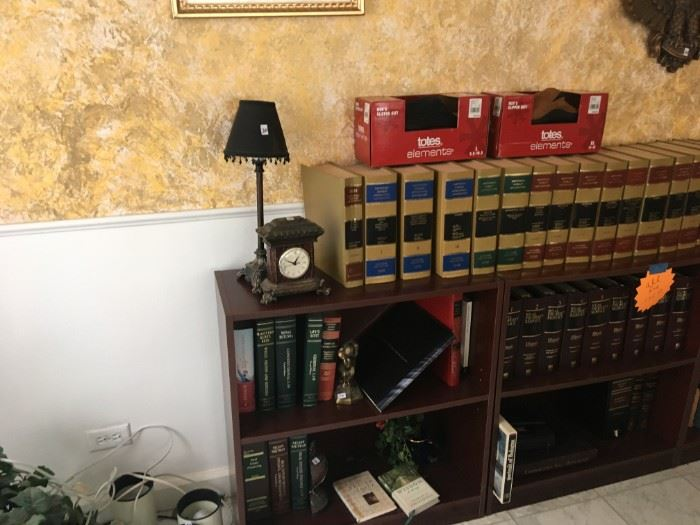 books legal books