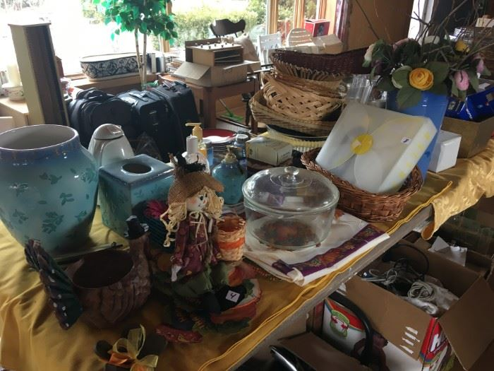 glassware collectibles and more