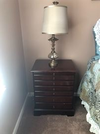 MULTI DRAWER ACCENT TABLE