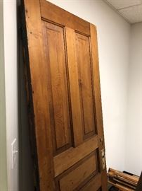 Antique doors