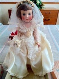 American character doll mint condition in THE ORIGINAL BOX