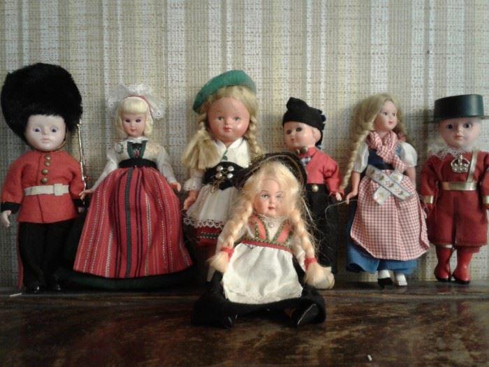 European Dolls