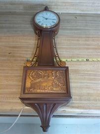 GE Clock