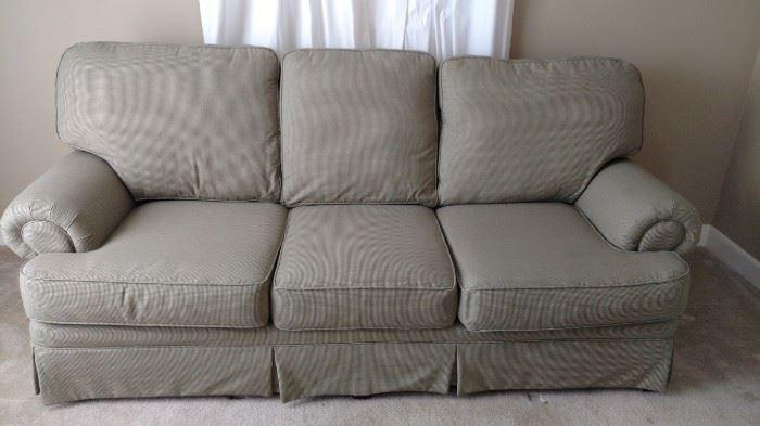 Hickory Hill sofa