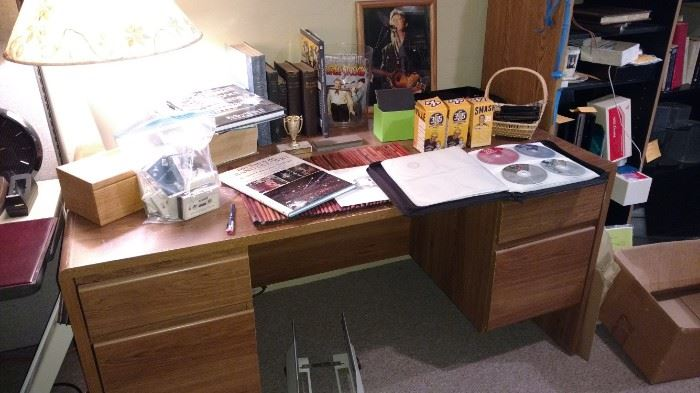 Another desk