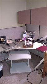 Part of modular office