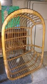 Hanging porch chair