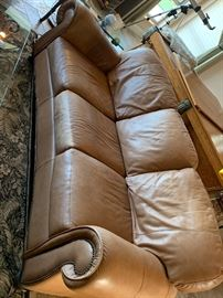 Ranch Leather Sofa