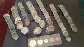 more silver coins found