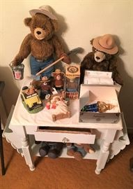 SMOKEY THE BEAR COLLECTIBLES