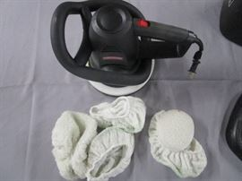 Craftsman 10in Buffer Polisher with Bonnets