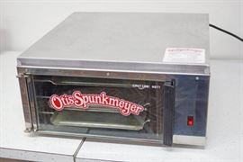 Cookie Oven Works Good, Clean with three shelves