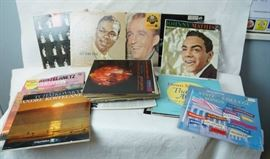 Large Lot of Vintage Record Albums See pics for ...