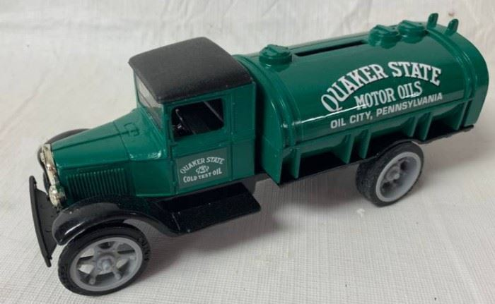 ERTL Quaker State  Cold Test Oil  Oil City, Pe ...