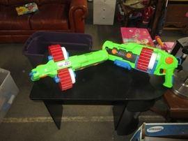 Decimator Toy Plastic Gun