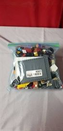 Bag of Misc Lego Pieces..