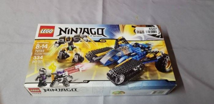 Lego Ninjago Building Set