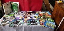 Large Lot of Lego Books