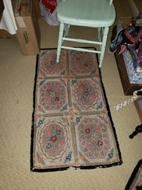 One of many rugs