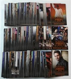 Complete 100 Trading Card 2013 Panini Country Musi ...